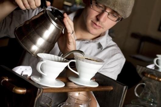 coffee barista smaller