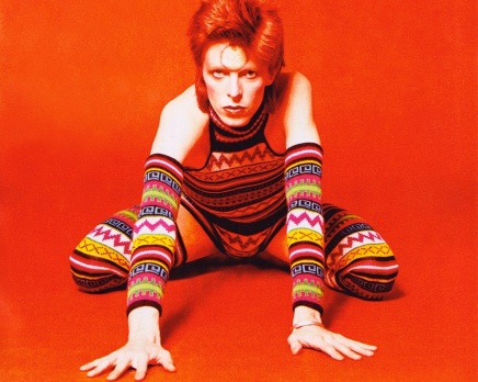 David Bowie knit