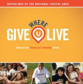 United Way NCA brochure
