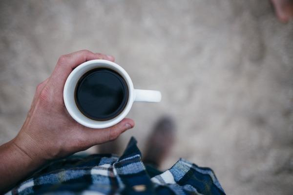 coffee camping