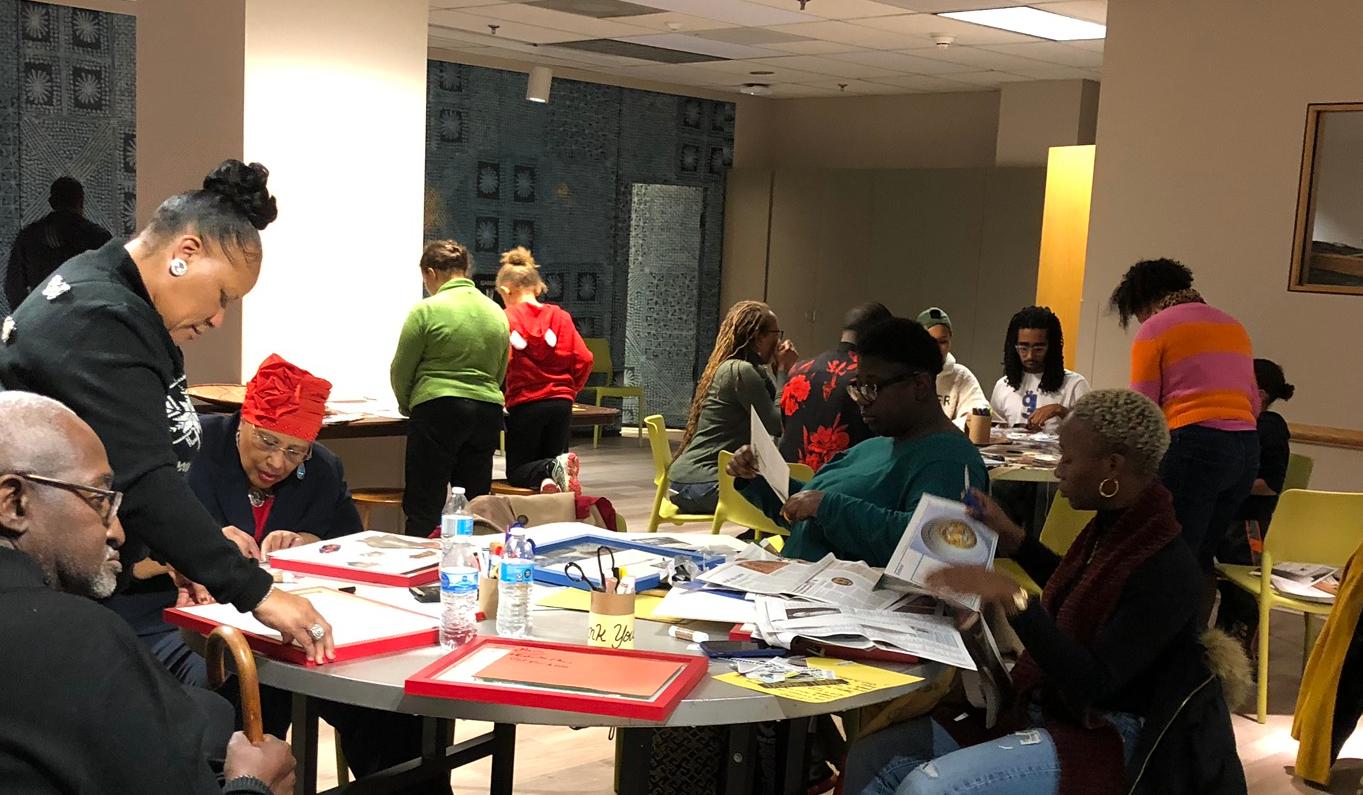 Vision Board Workshop 4